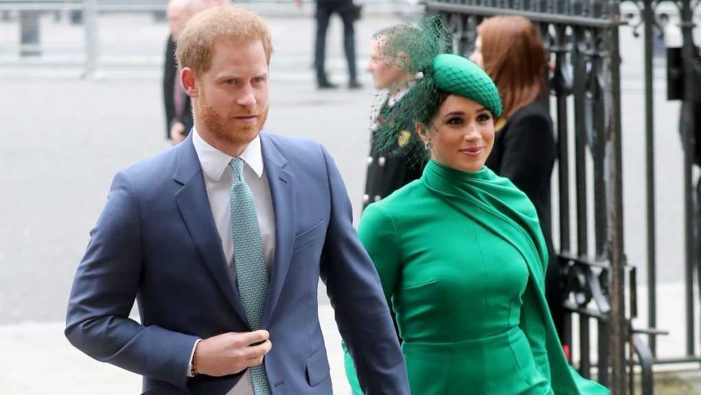 The Duke and Duchess of Sussex are celebrating the arrival of their baby.