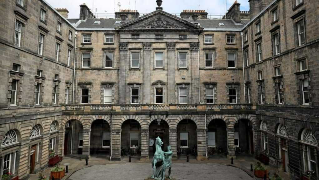 Destiny Ministries had planned to hold its Surge Conference at the Usher Hall in Edinburgh in June last year.