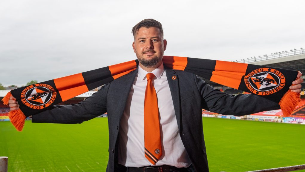 Courts was unveiled as the successor to Micky Mellon.