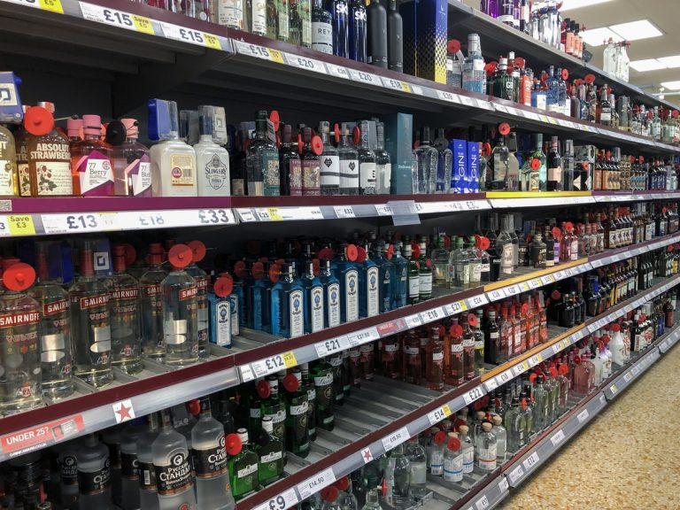 Alcohol: Study shows impact of minimum unit pricing.
