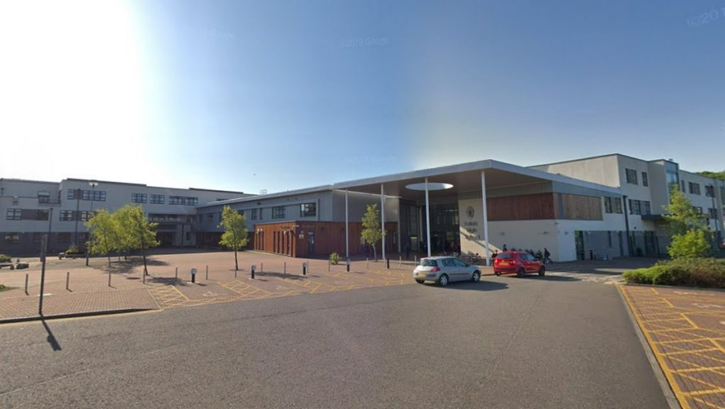 Falkirk High School: Pupils will return to remote learning.