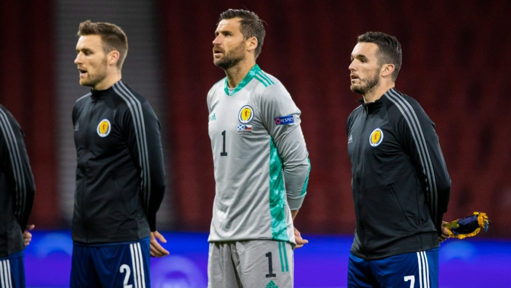 Scotland: Six players out of friendly.