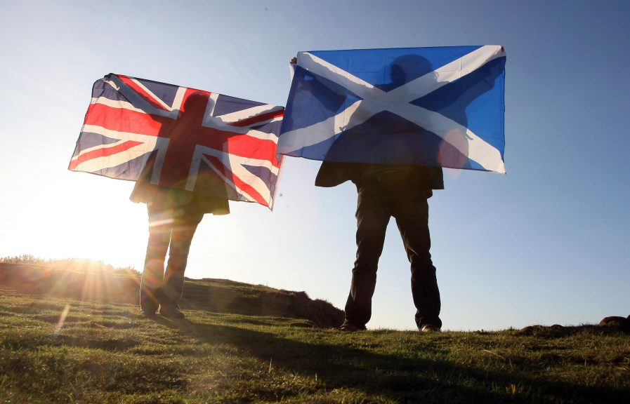 Indyref2: Allowing Scots in other UK countries to vote would 'rig the rules'.