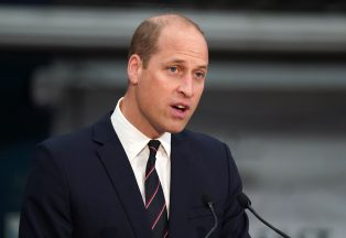 My grandfather would have been fascinated, says William on shipyard visit