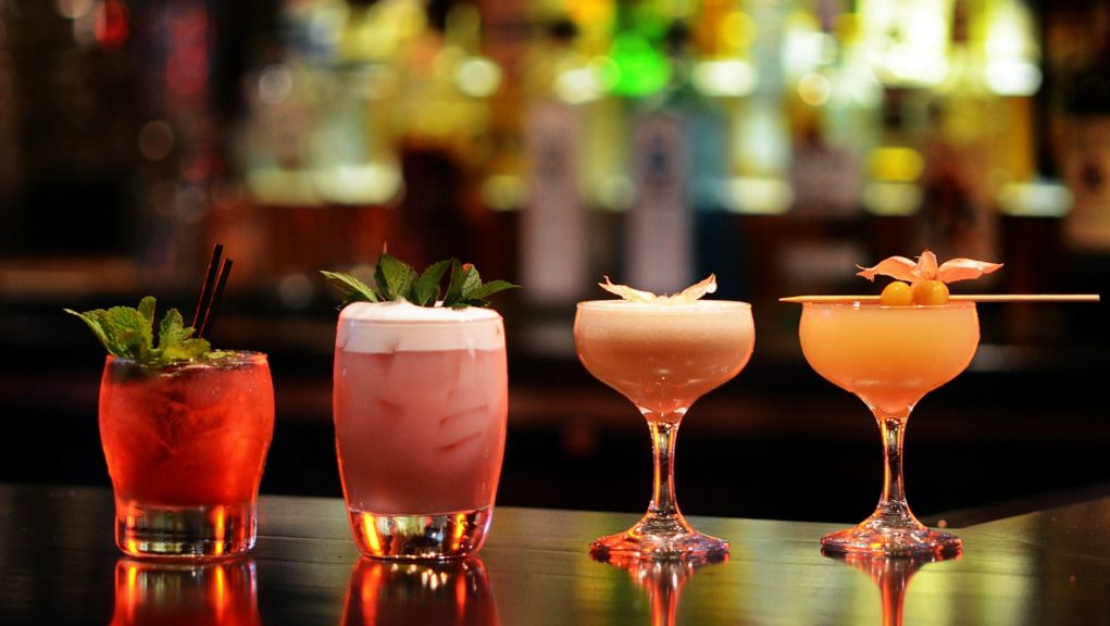 Cocktails: NHS Forth Valley is urging those who visited Stirling's Tingle Bar between May 21-26 to get tested.
