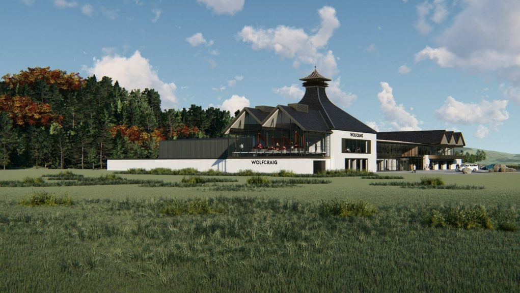 Wolfcraig Distillery: A land deal has been agreed.