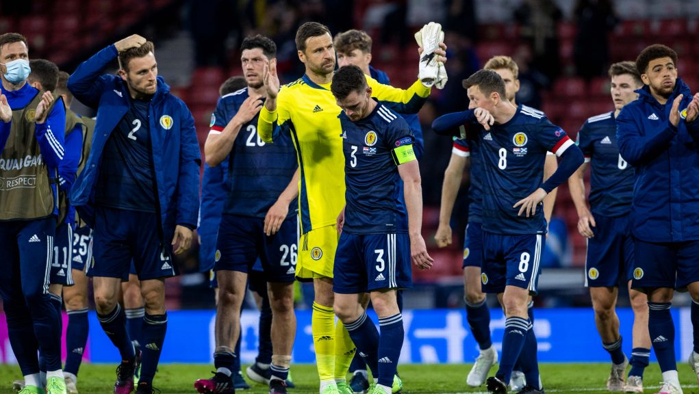 Scotland's Euros experience ended in disappointment.
