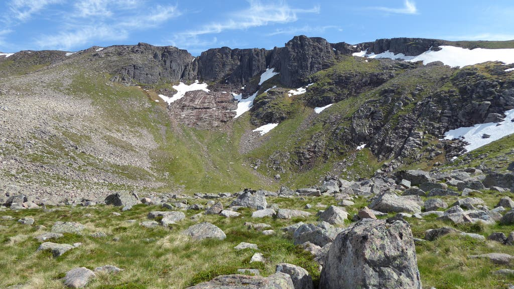 Campaigners say litter is still blighting many beauty spots such as Cairngorm Mountain.