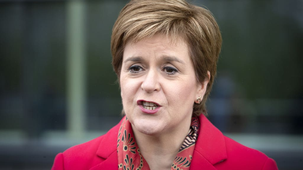 First Minister Nicola Sturgeon promised businesses will get as much support as possible while Covid restrictions remain.
