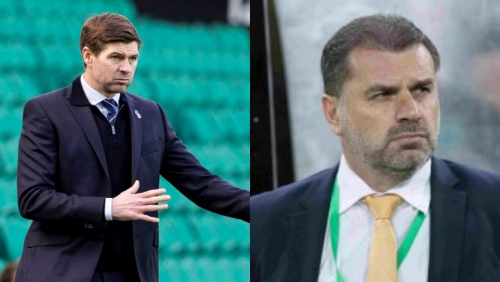 Old Firm: First clash between big two on August 28.