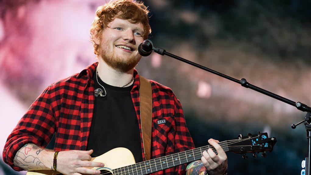Sheeran: Two Hampden shows next summer.
