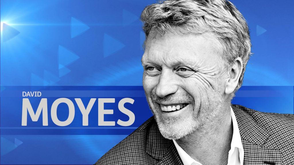 West Ham United manager David Moyes gave his views on STV.