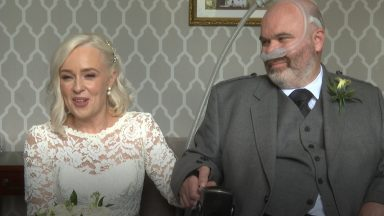 Gillian and Brian tied the knot on June 10.