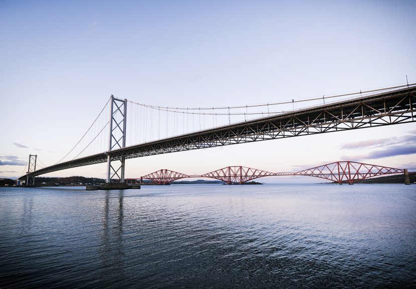Internet: Forth Road Bridge to help bring ultrafast internet to South Queensferry.