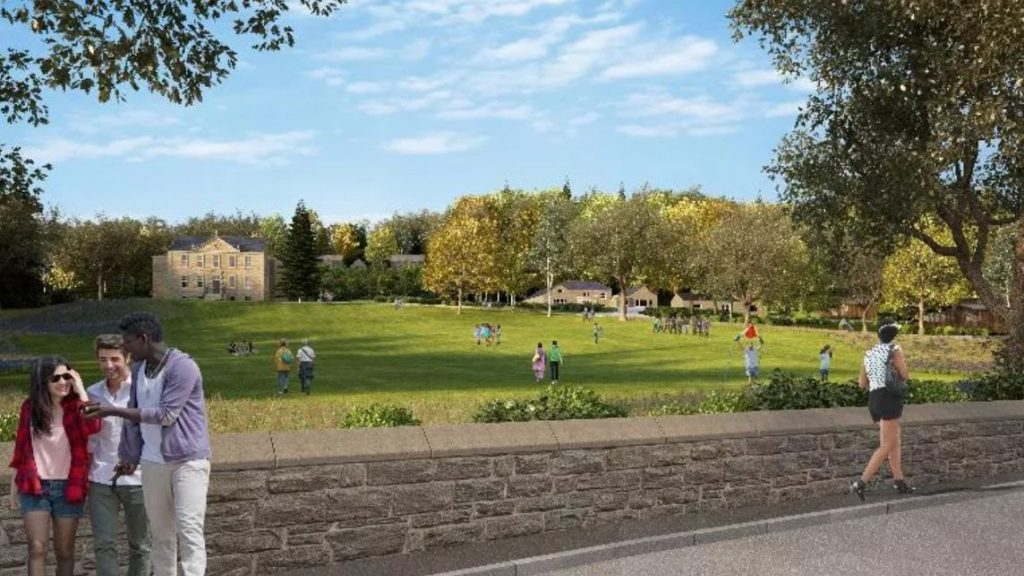 Lomond Banks: Developers have withdrawn the application.