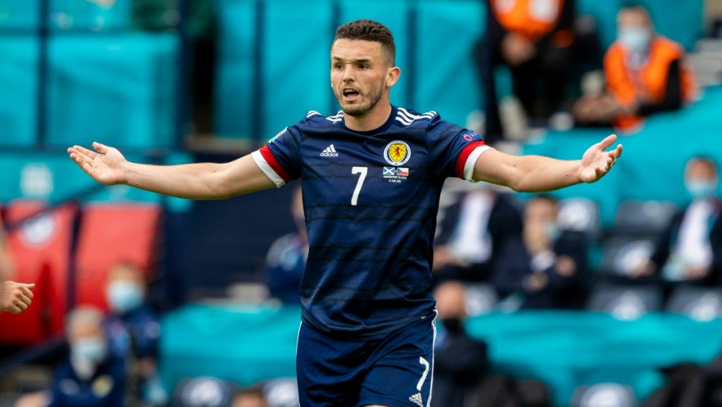 Chelsea investigating 'abusive language of a sectarian nature' directed at John McGinn.