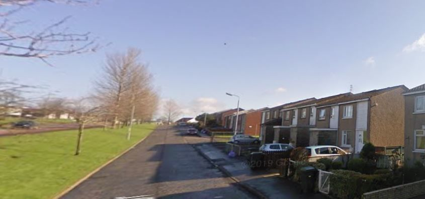 New Farm Loch: Pensioner targeted by gardener.