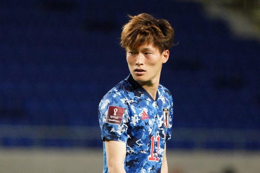 Furuhashi: New Celtic signing.