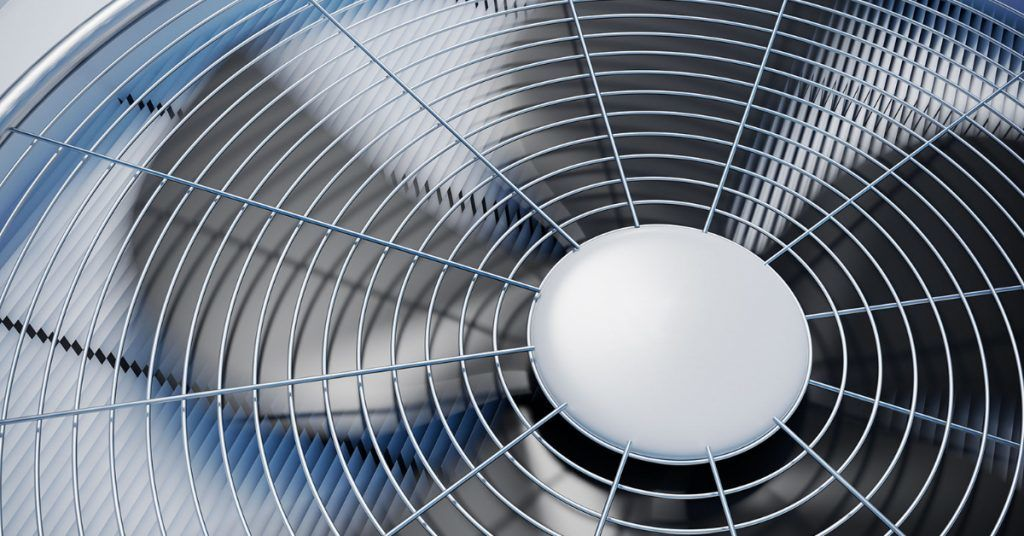 Drummond Grange Nursing Home was told it was breaching Infection Prevention Control guidelines by using fans.