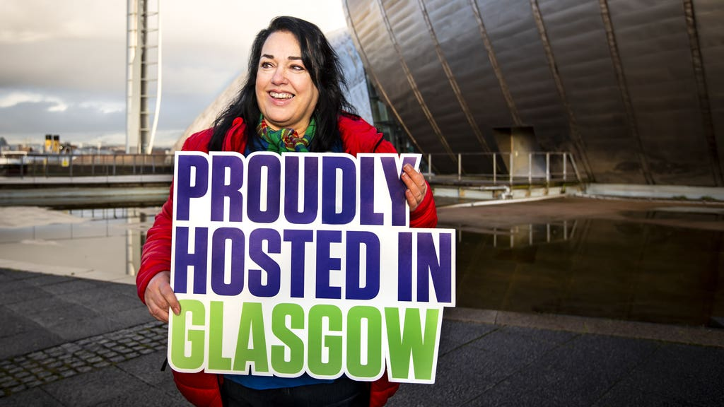 Glasgow joins almost 100 other cities that have signed up to the Thriving Cities Initiative (TCI).
