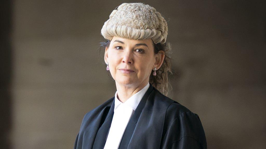 Lord Advocate Dorothy Bain.