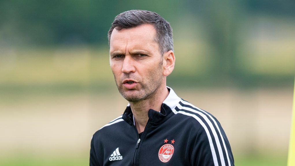 Glass will manage Aberdeen in Europe for the first time.