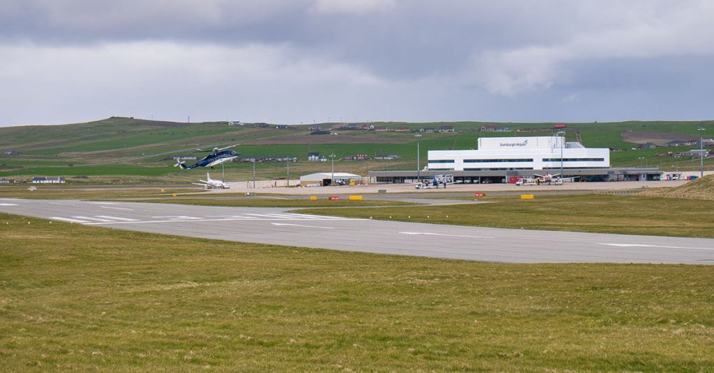 Under the proposals, Sumburgh in Shetland air traffic control would be managed from Inverness.