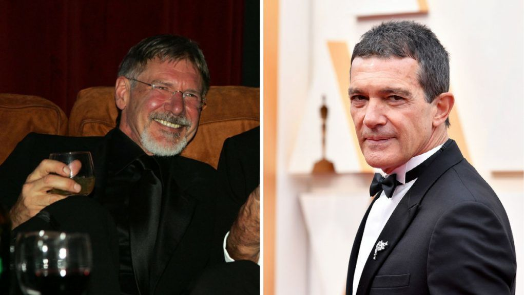Antonio Banderas joins Harrison Ford in the cast of the fifth Indiana Jones movie.