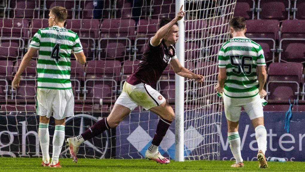 John Souttar scored the winner in the final minute of the game.