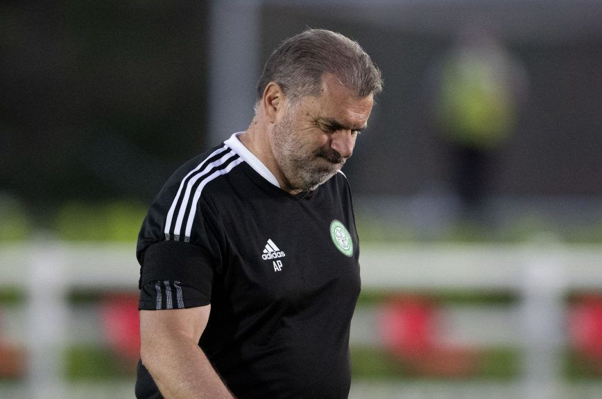 Postecoglou admitted Celtic's need for new faces was clear.