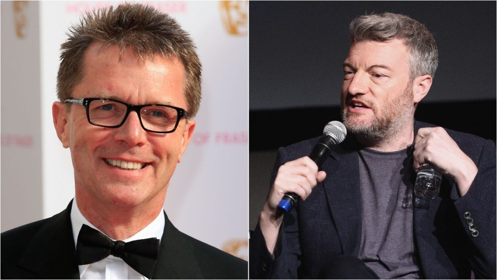 Nicky Campbell says Charlie Brooker jibes took a terrible toll on him.