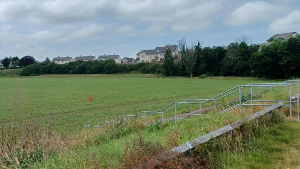 Elgin: The three pitches have become unusable since councillors rejected proposals to build changing rooms at the site in 2016.
