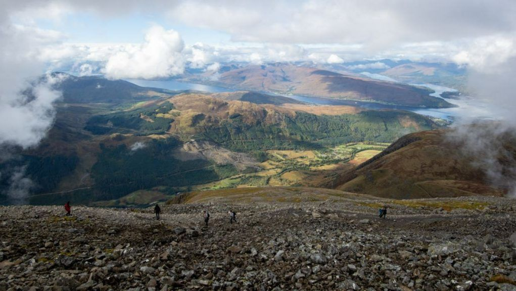 The John Muir Trust and Mountaineering Scotland have been trying to contact the internet giant about the issue.