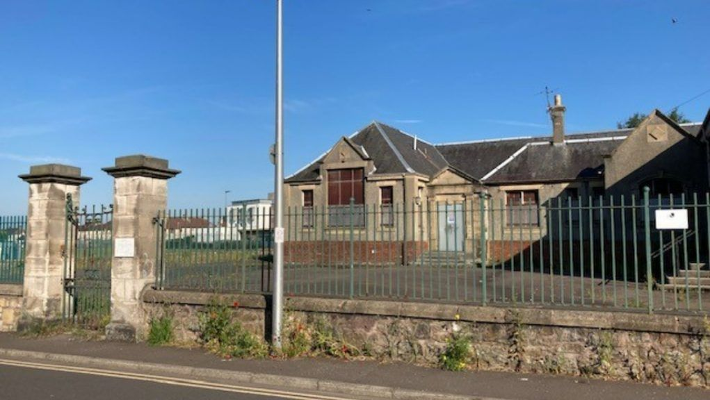 Tranent Infant School: The building has lain empty for more than a decade.