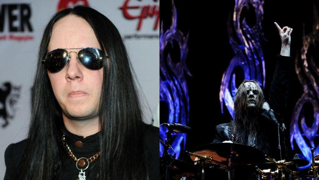 Slipknot: Drummer Joet Jordison.