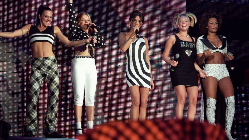 Spice Girls: New global deal announced.