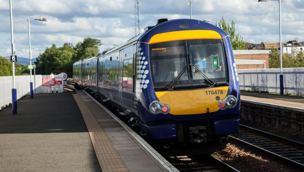 Award: ScotRail slammed for accepting employer award during ongoing dispute with staff.
