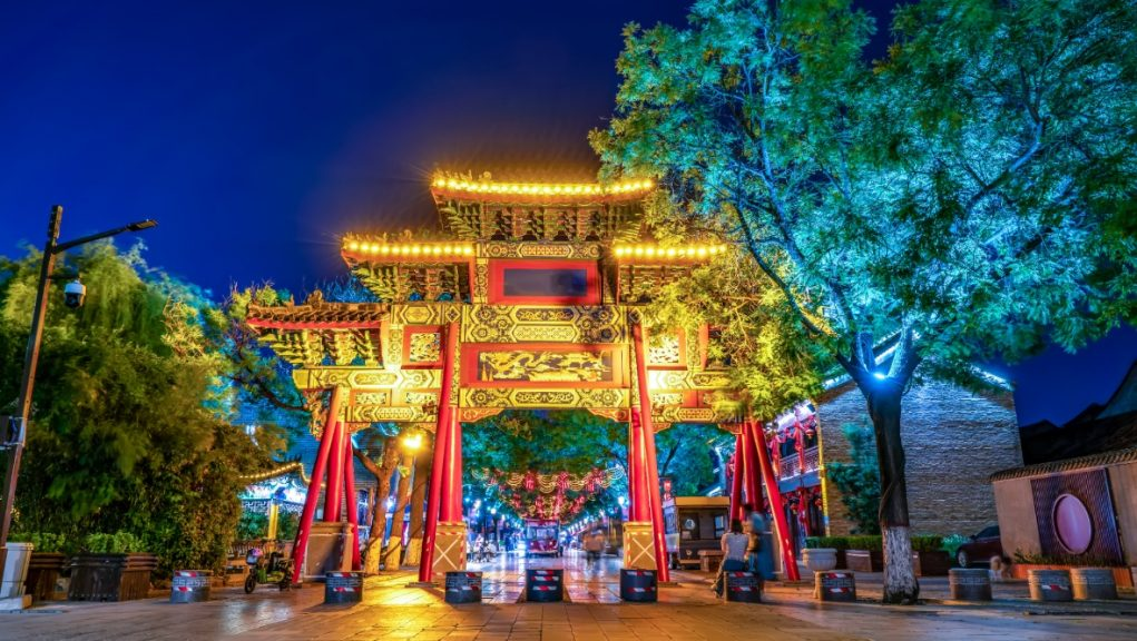 China: South Ayrshire Council has formed a 'friendly' relationship with Liaocheng City in the Shandong Province.