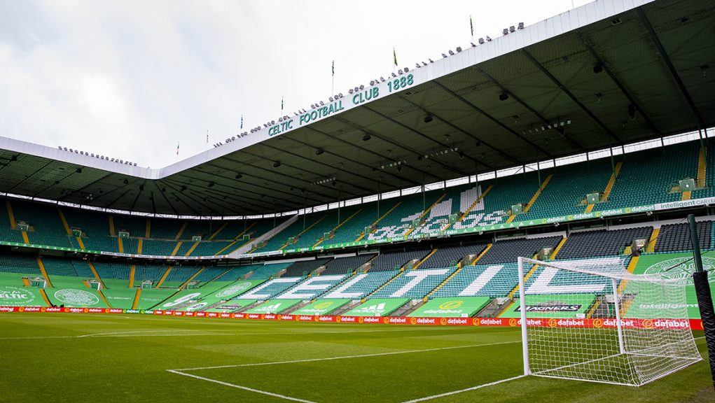 Fans will be allowed back into Celtic Park for the first time in 16 months.