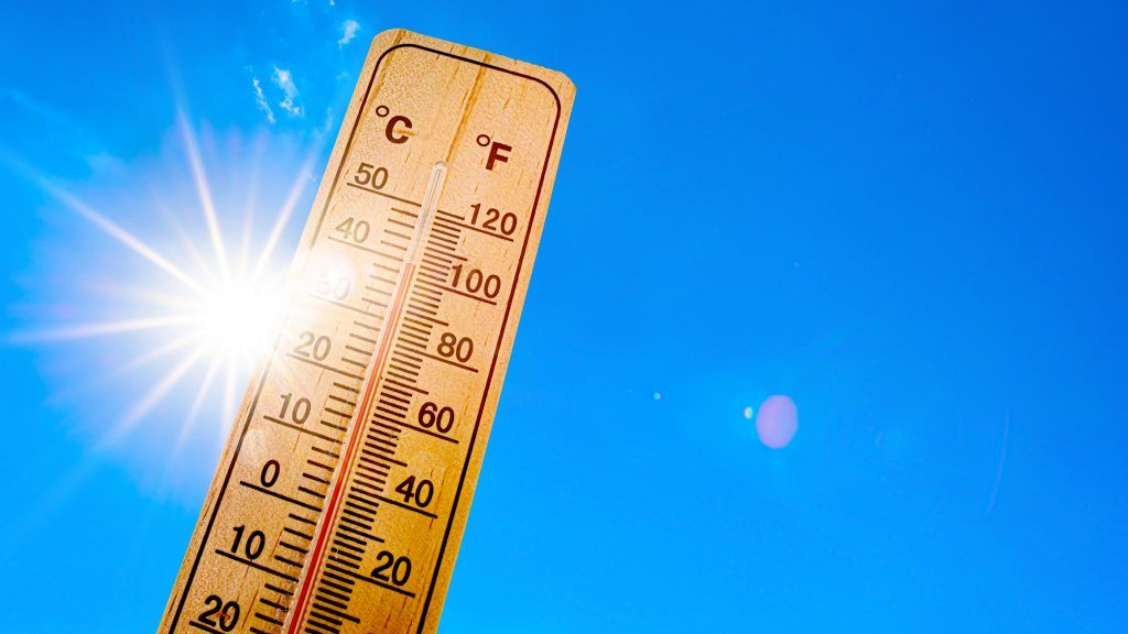 Nearly half (47%) of Scots have experienced negative effects from hot weather in the UK.