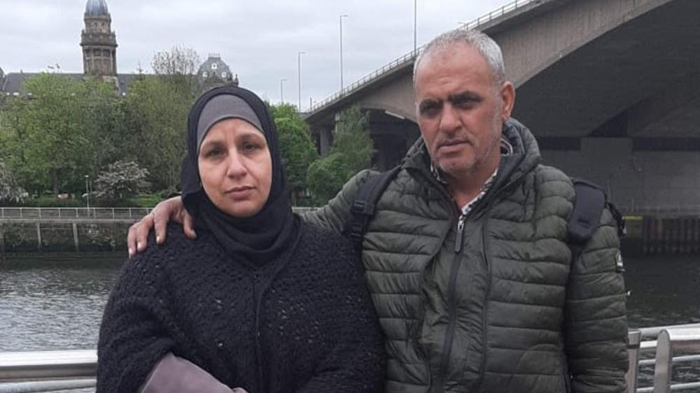 Al Naboulssi struggled to find a school that would enrol his eldest daughter Battoul.