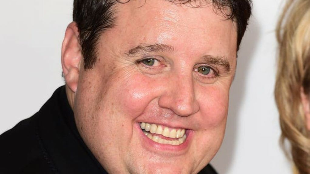 Peter Kay: Returning to stage for charity gigs.