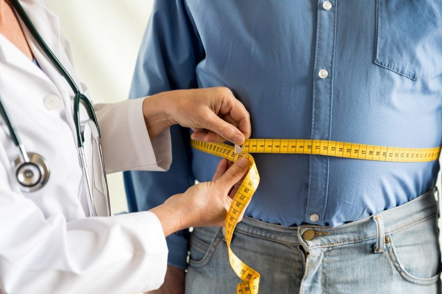 While genetic predisposition to increased BMI was associated with increased risk of cancers of the digestive system.