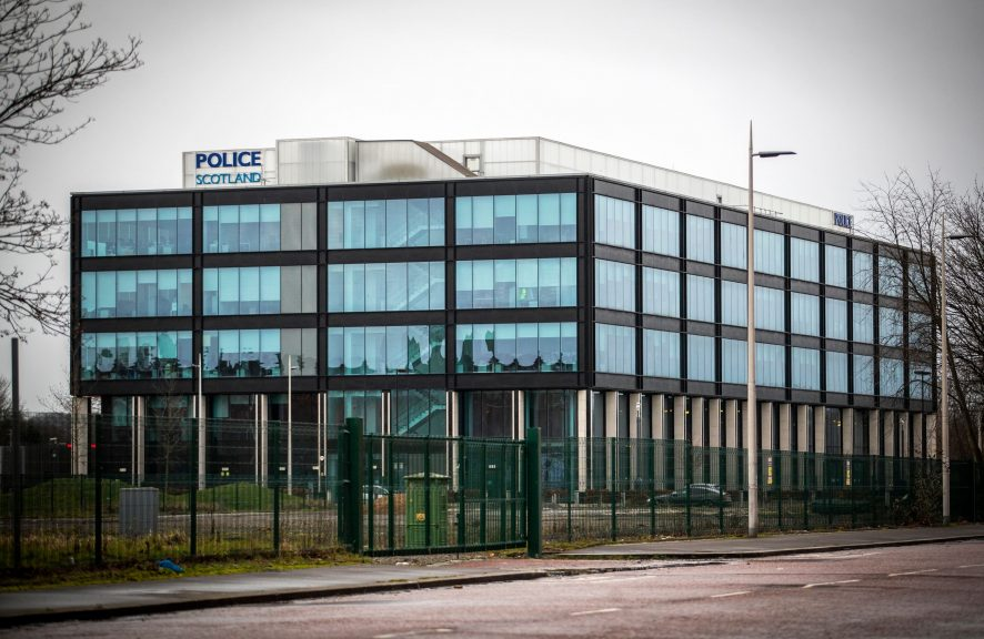 Tech firm handed £505,000 contract for body-worn police cameras ahead of COP26.