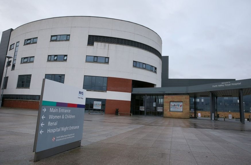 Forth Valley Royal Hospital: Doctors and nurses have alleged there is a culture of bullying and mismanagement.