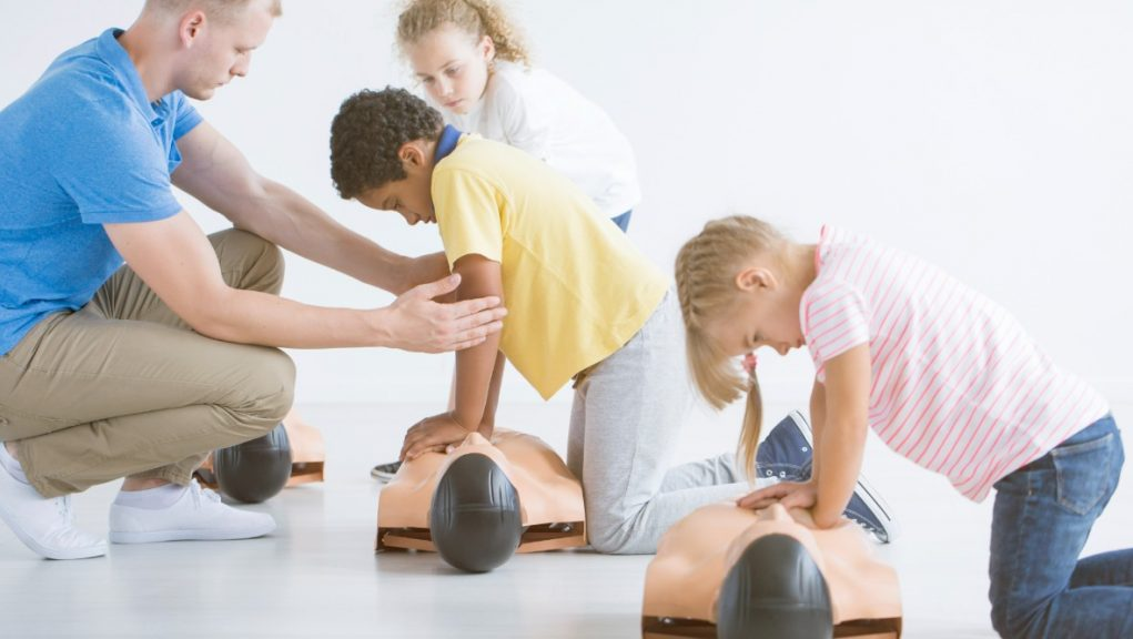 CPR: Training will continue to be taught in Glasgow once a British Heart Foundation scheme comes to an end.
