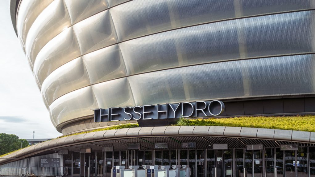 The Hydro has operated as a vaccine centre since April.