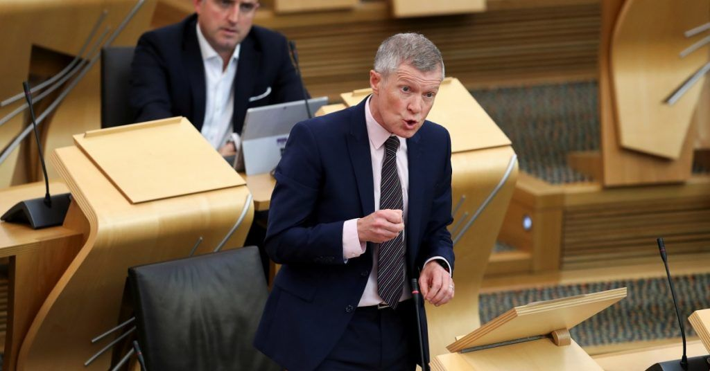 Rennie's decision comes after the Liberal Democrats saw their number of MSPs reduced further at May's Holyrood elections.
