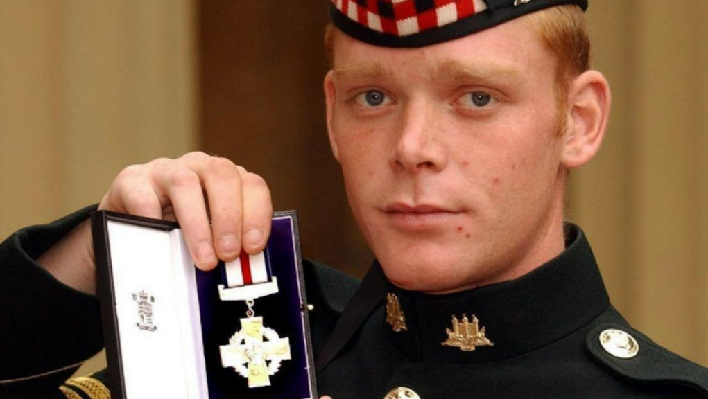 Shaun Garry Jardine sold his medal.