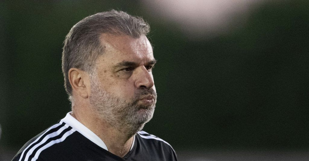 Postecoglou is reshaping the squad at Parkhead.